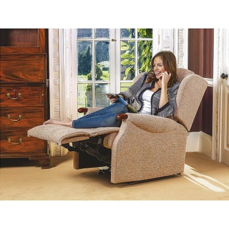 Sherborne - Lynton Knuckle Small Manual Powered Recliner