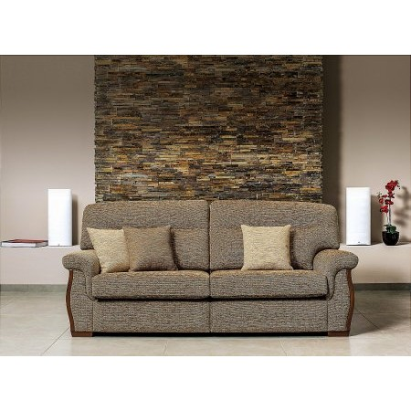 Sherborne - Rembrandt 3 Seater Recliner Settee