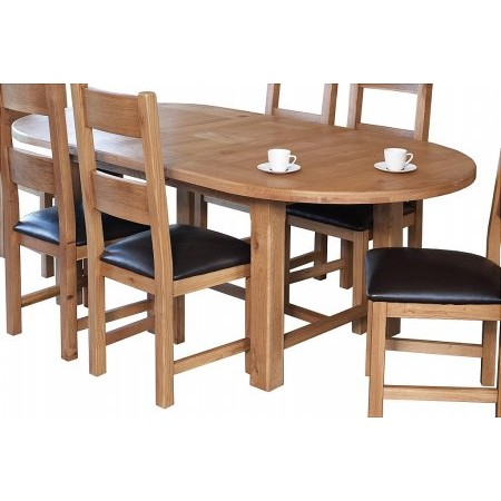 Sturtons - La Rochelle Oval Dining Table