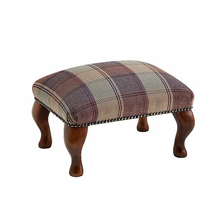 Stuart Jones - Marlow Studded Footstool