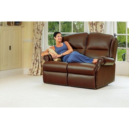 Sherborne - Claremont Standard Fixed 2 Seater Settee