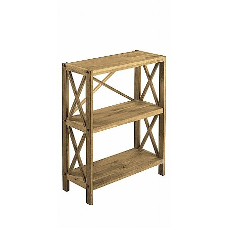 Sturtons - Royal Oak 3 Shelf Unit