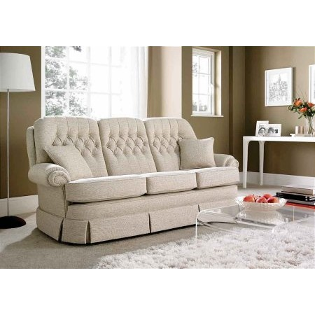 Vale Bridgecraft - Capri 3 Seater Sofa