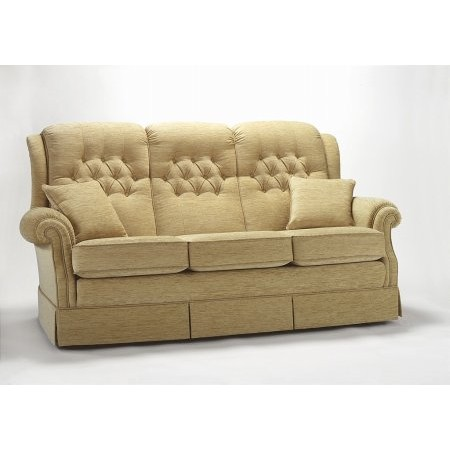 Vale Bridgecraft - Amalfi 3 Seater Sofa