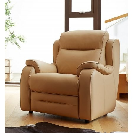 Parker Knoll - Boston Leather Armchair