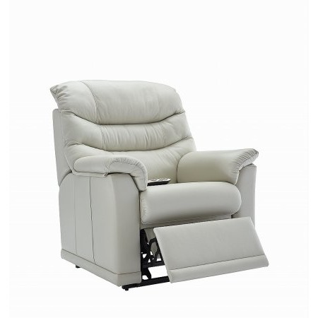 G Plan Upholstery - Malvern Leather Power Recliner Chair