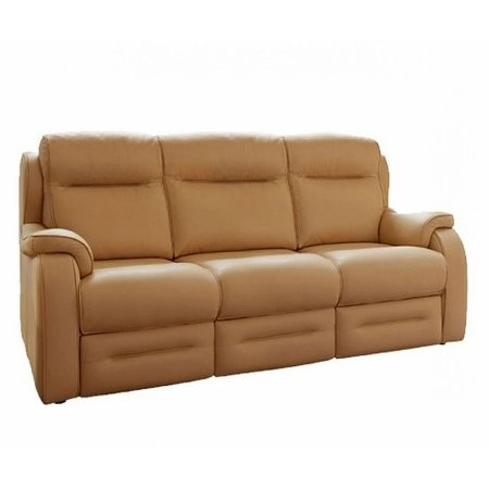 Parker Knoll - Boston 3 Seater Leather Sofa