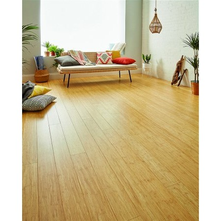 Flooring One - Oxwich Natural Strand Strand Woven Bamboo Flooring