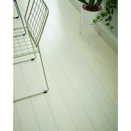 Flooring One - Oxwich Whitewash Strand Strand Woven Bamboo Flooring