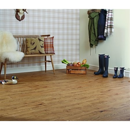 Flooring One - Country Oak Vinyl Flooring
