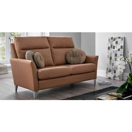 Vale Bridgecraft - Milo 2 Seater Sofa High Back