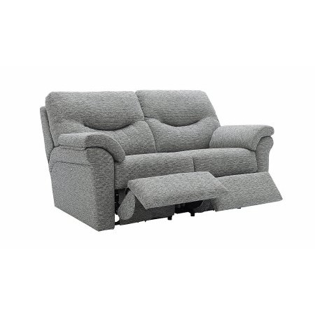 G Plan Upholstery - Washington 2 Seater Recliner Sofa