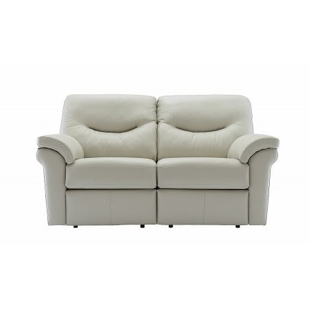 G Plan Upholstery - Washington 2 Seater Leather Sofa