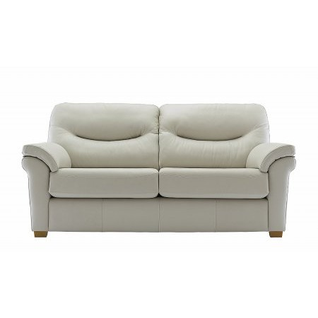 G Plan Upholstery - Washington 3 Seater Leather Sofa