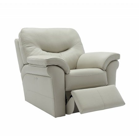 G Plan Upholstery - Washington Leather Recliner Chair