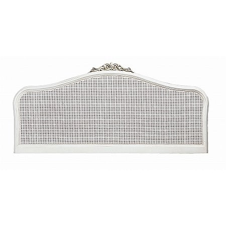 Willis And Gambier - Ivory 150cm Headboard