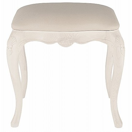 Willis And Gambier - Ivory Bedroom Stool