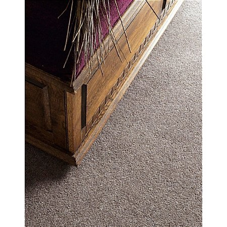 Adam Carpets - Rustic Berber Twist Peppercorn RB07