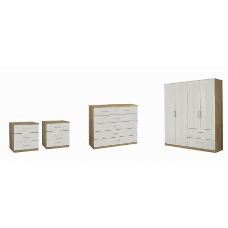 Rauch - Morella Bedroom Set