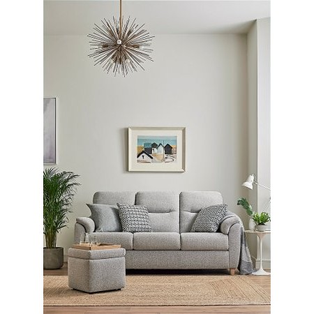 G Plan Upholstery - Spencer 3 Seater Sofa