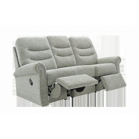 G Plan Upholstery - Holmes 3 Seater Recliner Sofa