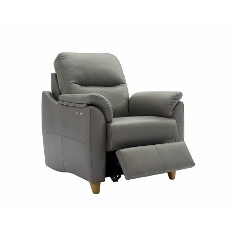 G Plan Upholstery - Spencer Leather Recliner Chair