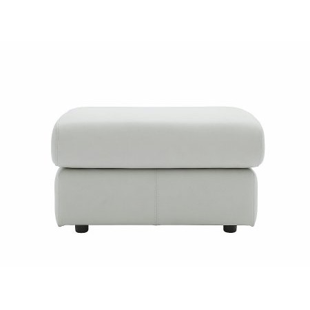 G Plan Upholstery - Taylor Leather Footstool