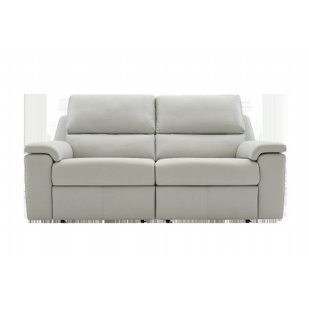 G Plan Upholstery - Taylor 3 Seater Leather Recliner Sofa