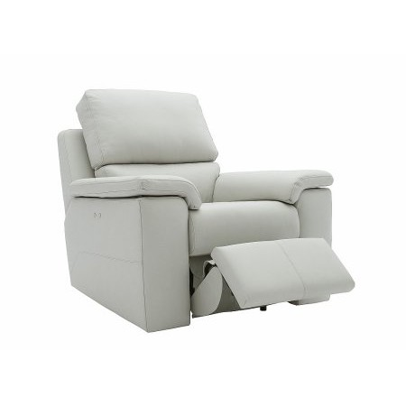 G Plan Upholstery - Taylor Leather Recliner Chair