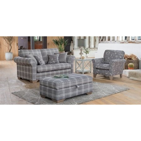 Alstons Upholstery - Georgia 2 Seater Sofa