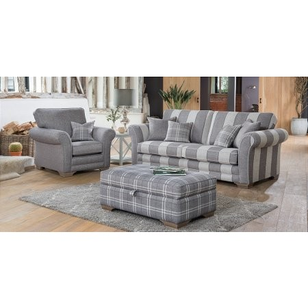 Alstons Upholstery - Georgia Grand Sofa