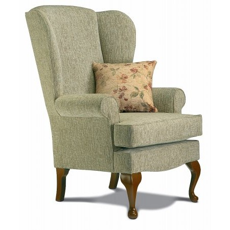 Sherborne - Westminster High Seat Wing Chair