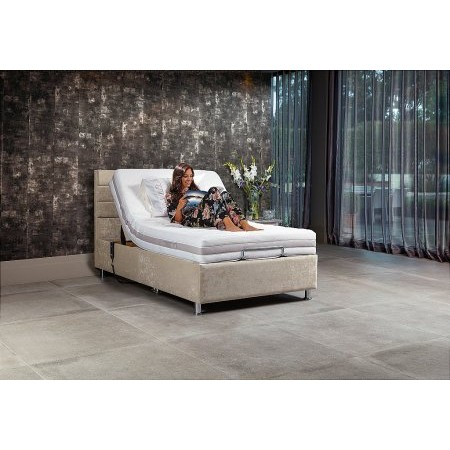Sherborne - Hampton 4ft Adjustable Bed