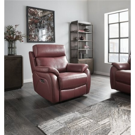 Lazboy - Kendra Leather Recliner Chair