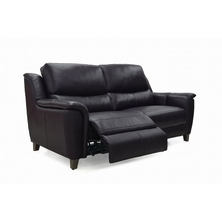 Lazboy - Vienna 2.5 Leather Recliner Sofa