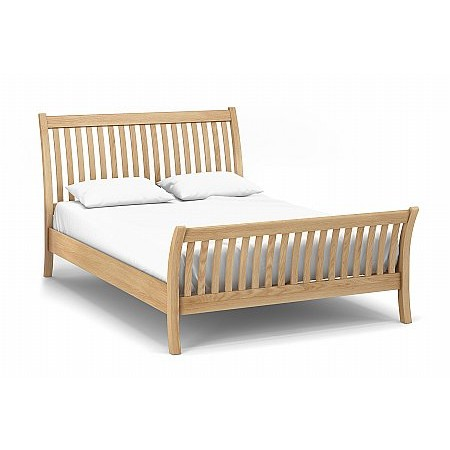 Corndell - Nimbus Curved Bed