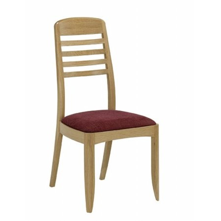 Nathan - Shades Oak Ladder Back Dining Chair