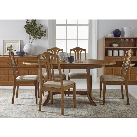 Nathan - Classic Teak Dining