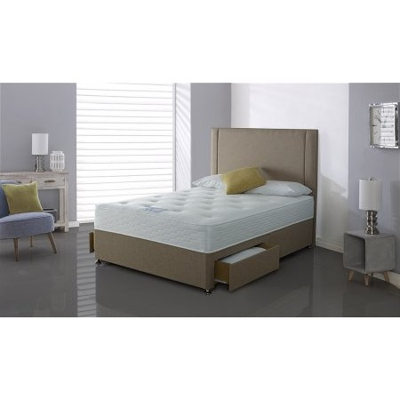 Highgrove Beds - Alpha Comfort Divan Bed