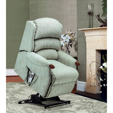 Sherborne - Malham Royale Fabric Electric Riser Recliner