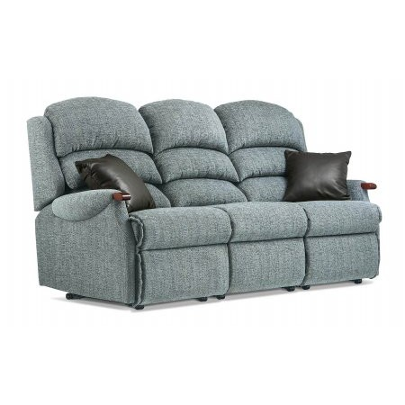 Sherborne - Malham Standard Fabric Fixed 3 Seater Settee