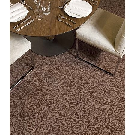 Ulster Carpets - the mix Contour Taupe