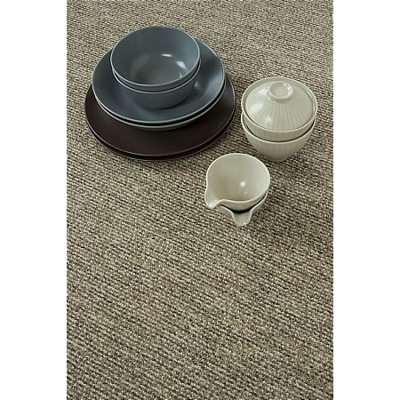 Ulster Carpets - Natural Choice Axminster Carpet Chenille Fawn