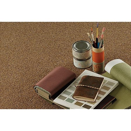 Ulster Carpets - York Wilton Carpet Hazelnut