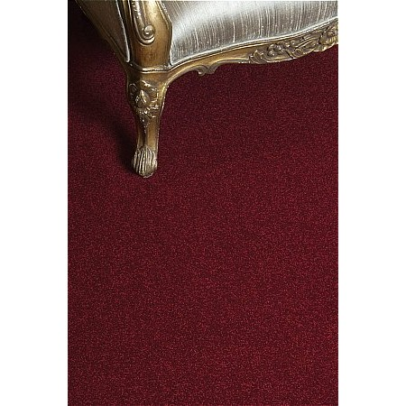 Ulster Carpets - York Wilton Carpet Redcurrant