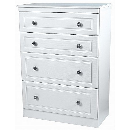 Sturtons - Solent 4 Drawer Deep Chest