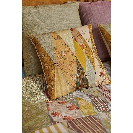 Angel Strawbridge - Wallpaper Museum Collection Cushion