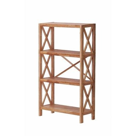Sturtons - Royal Oak 4 shelf unit