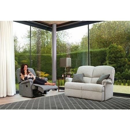 Sherborne - Nevada 2 Seater Sofa Standard Recliner Chair