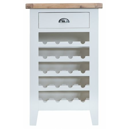 Sturtons - Rheims 1 Drawer 5 Shelf Wine Rack